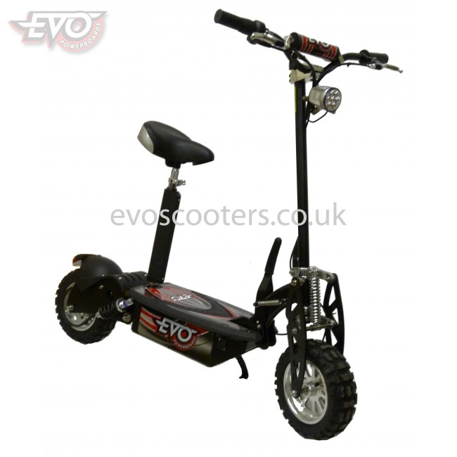 1000w evo powerboard electric scooter 36v 10 road tyres. Black Bedroom Furniture Sets. Home Design Ideas