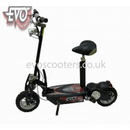 "1000W EVO Powerboard Electric Scooter 36V 12"" all terrain tyres"