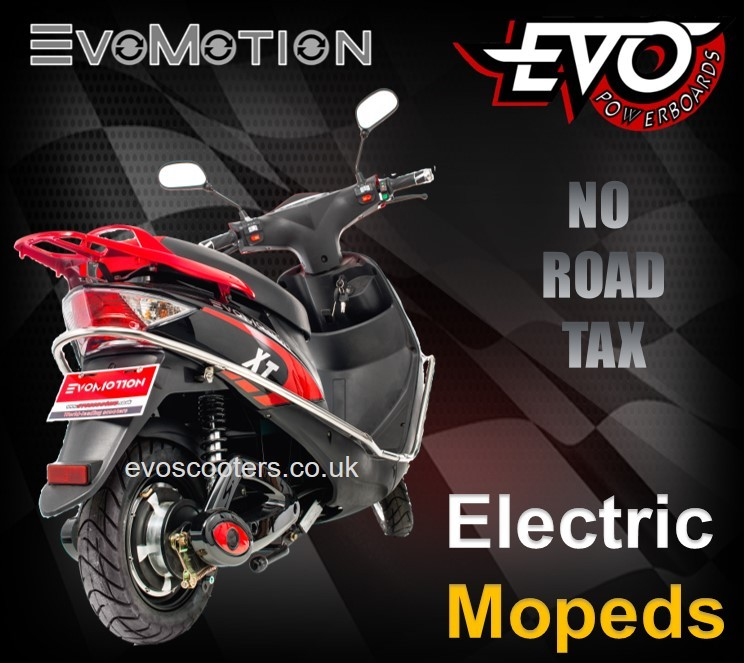 Evo Scooters Exclusive Supplier Of Evomotion Powerboards