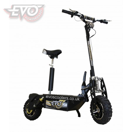 EVO Powerboards electric scooter 48V 1600W Special Edition Gold