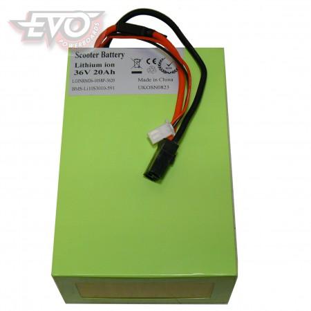 Lithium battery 36V 20Ah