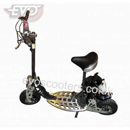 EVO Powerboard 2X 71cc 2-speed petrol scooter