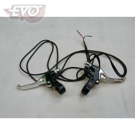 Brake Lever Switch Assembly Left & Right Standard EvoMotion