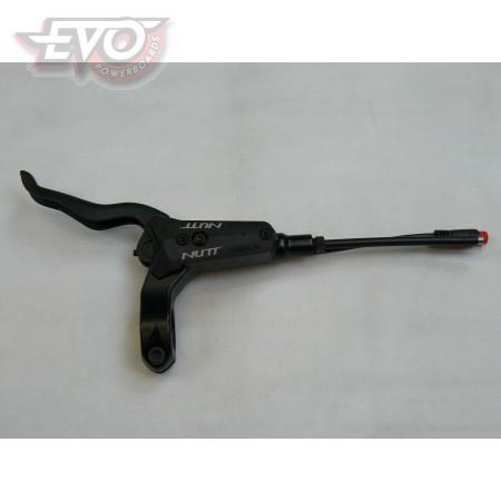 Brake Lever Left Hydraulic EvoMotion 2000W Dual Hub