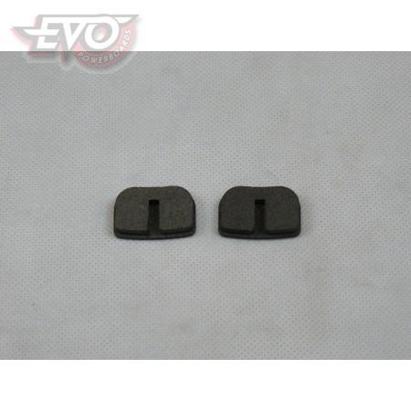 Brake Pads Evo - Floating Type Calipers