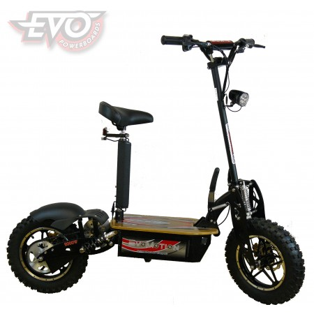 EvoMotion Powerboards DirtKing 2000W Lithium 30Ah - The Big Wheel of the Range!
