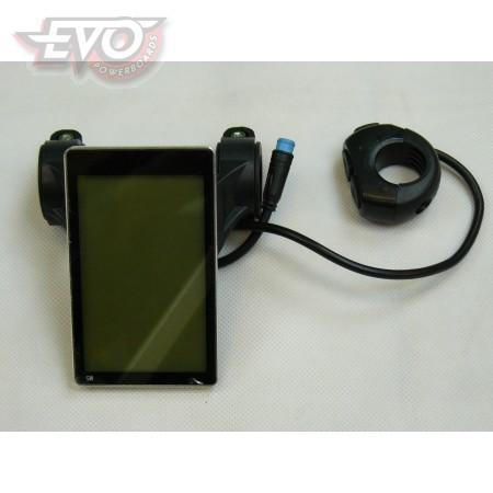 Display EvoMotion 2000W Dual Hub