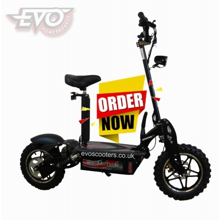 EvoMotion Powerboards DirtKing  - The Big Wheel of the Range!