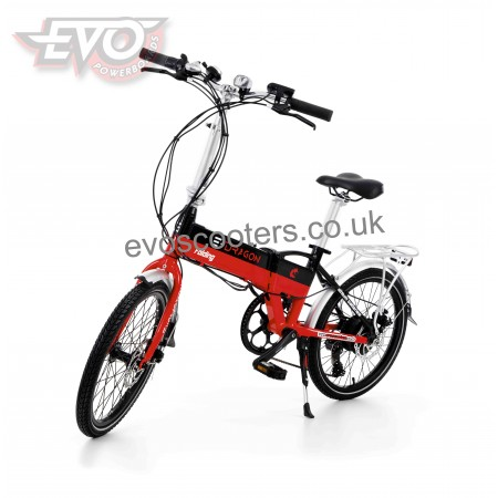 EvoMotion E-Dragon EVO electric bike