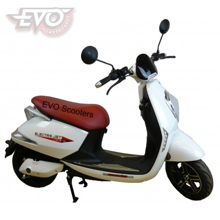 EvoMotion ElectroJet EVO electric moped scooter