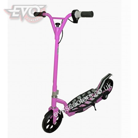 100W electric scooter