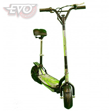 EVO Powerboard UberScoot electric scooter 300S with seat