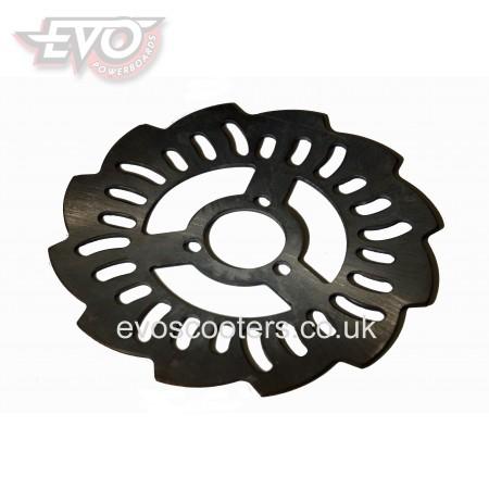 Front/rear disk brake