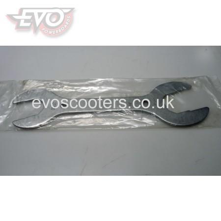Headstock spanner for bearing sets 40mm