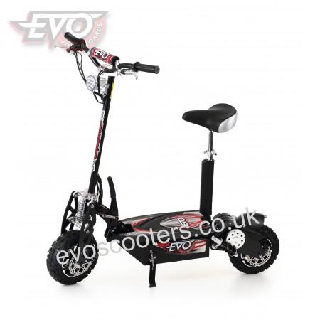1000W 48V EVO Powerboard big wheel with speedometer