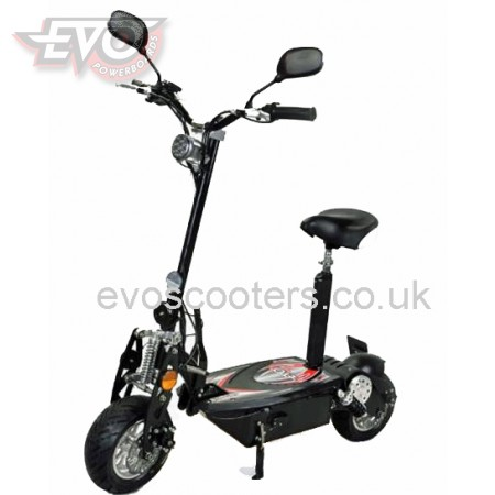 "1000W 48V ROAD LEGAL EVO Powerboard electric scooter Lithium LiMn battery, 12"" tyres C9316"