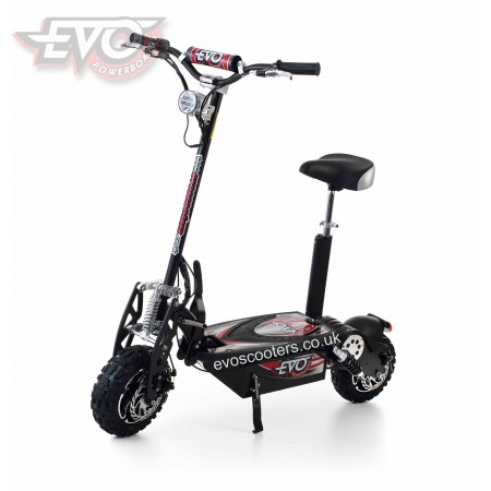 EVO Powerboards electric scooter 48V 1600W Lithium LiMn battery