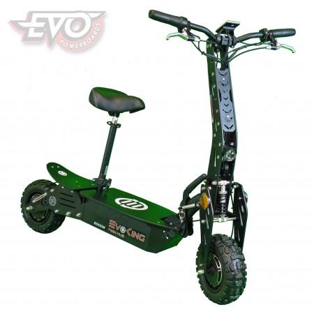 EvoMotion EvoKing 2000W DUAL HUB MOTOR – King of the road