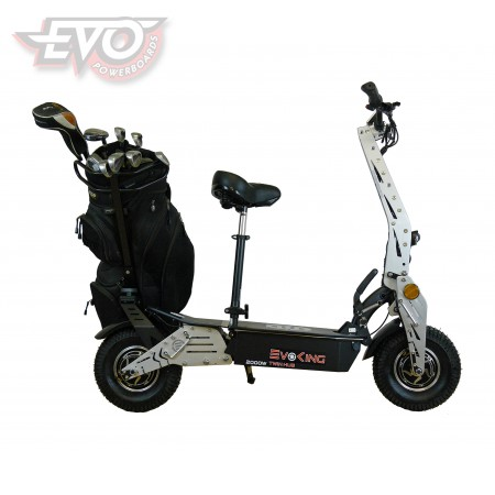 EvoKing 2000W DUAL HUB MOTOR  Golf scooter