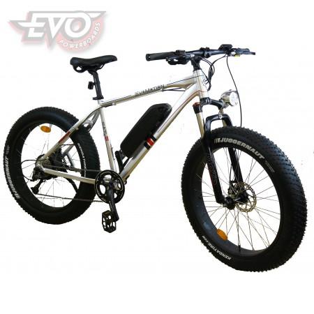 EvoMotion Fat-E EVO electric fat bike