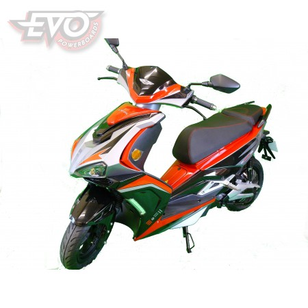 EvoMotion E-F11 electric moped 3000W hub motor