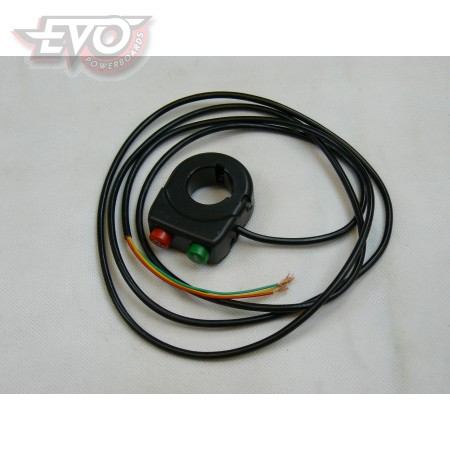 Light And Horn Switch Evo ES06