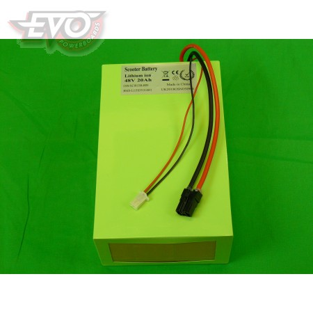 Battery Lithium 48V 20Ah