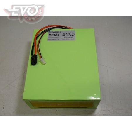 Battery Lithium 60V 30Ah