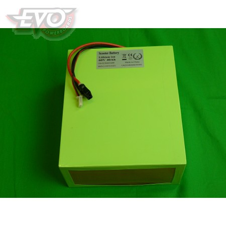 Battery Lithium 60V 40Ah
