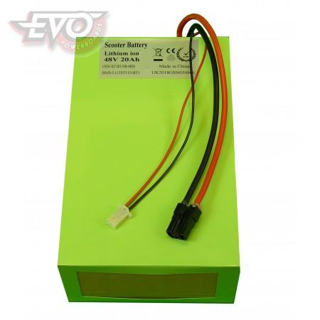 Lithium battery LiMn 48V 14Ah