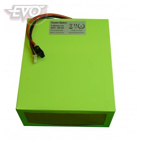 Lithium battery 60V 40Ah