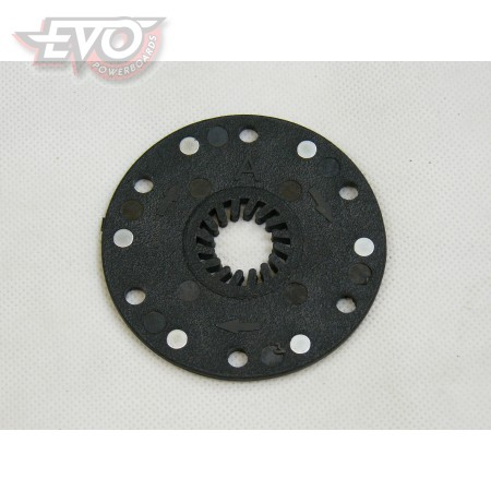 Metal Disc Pedal Assist For Electric Bikes