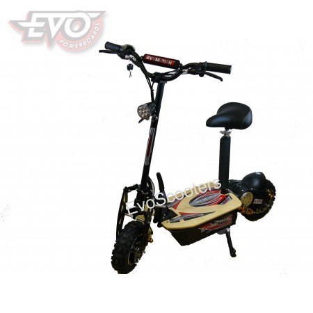 EvoMotion Powerboards folding electric scooter 60V 2000W 40Ah lithium