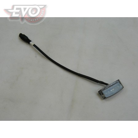 Rear Light 12V EvoMotion Road Legal