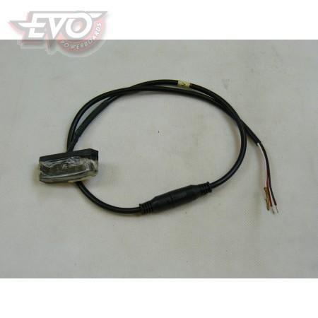 Rear Light 12V Evo ES08