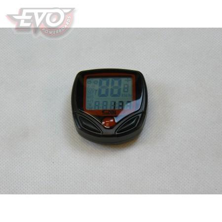 Speedometer - digital display