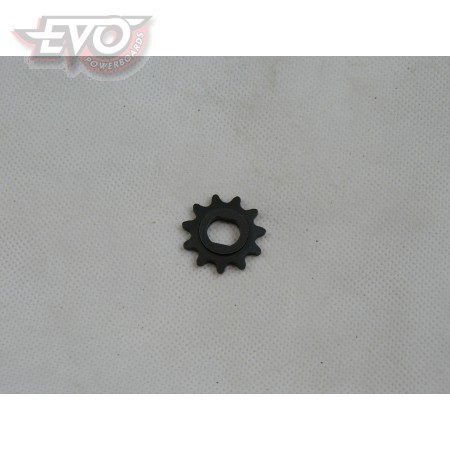 Sprocket motor 11 tooth thick for Evo petrol scooters