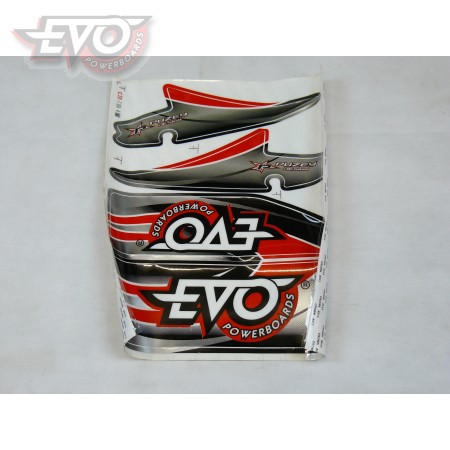 Sticker Set For Evo Scooters ES17