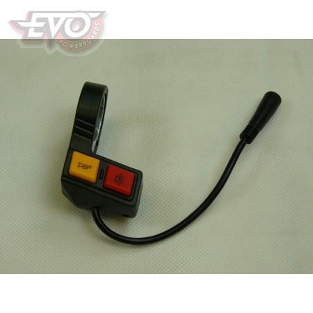 Switch Lights Horn EvoMotion 2000W Dual Hub