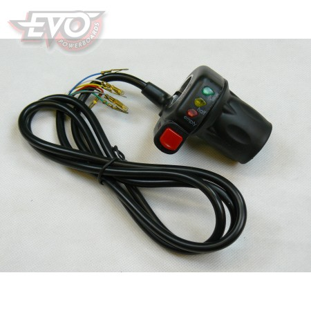 Twistgrip 36V Lithium Cable Type