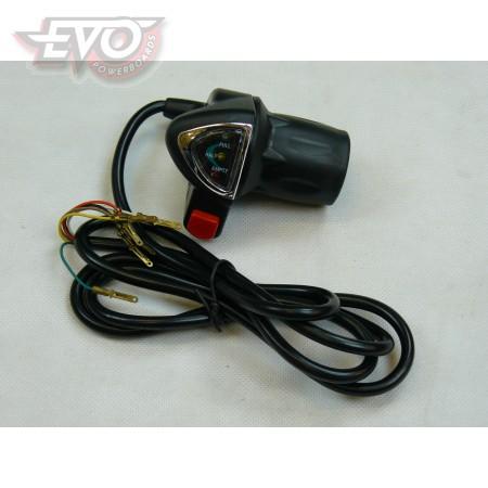 Twistgrip EvoMotion 24V 300SX