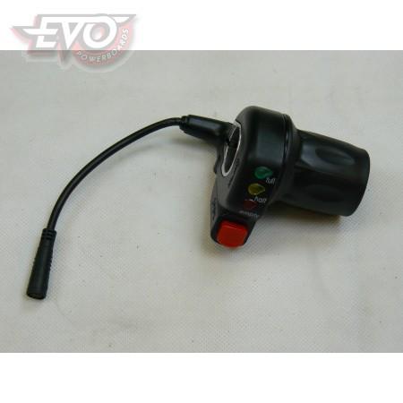 Twistgrip EvoMotion 48V With Switch Plug In