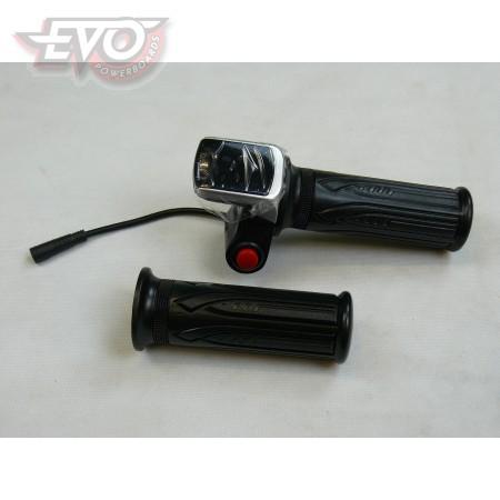 Twistgrip EvoMotion 60V