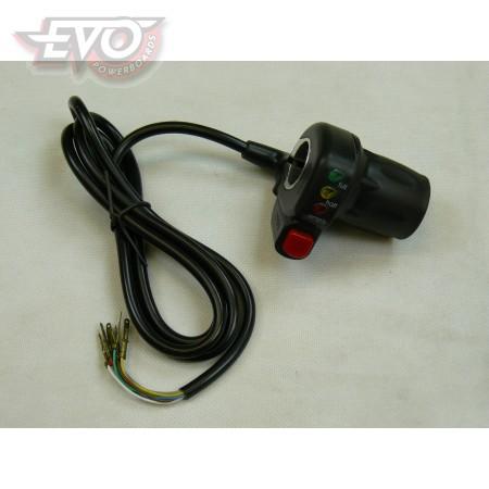 Twistgrip Evo 36V Cable Type