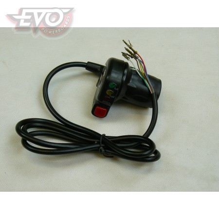Twistgrip Evo 48V Lithium Cable Type