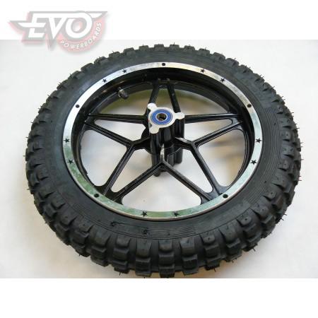 Wheel 10 Front EvoMotion DirtKing 1800W