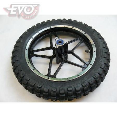 Wheel 10 Rear EvoMotion DirtKing 1800W