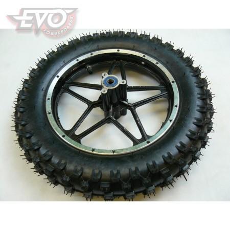 Wheel 10 Rear EvoMotion DirtKing 2000W