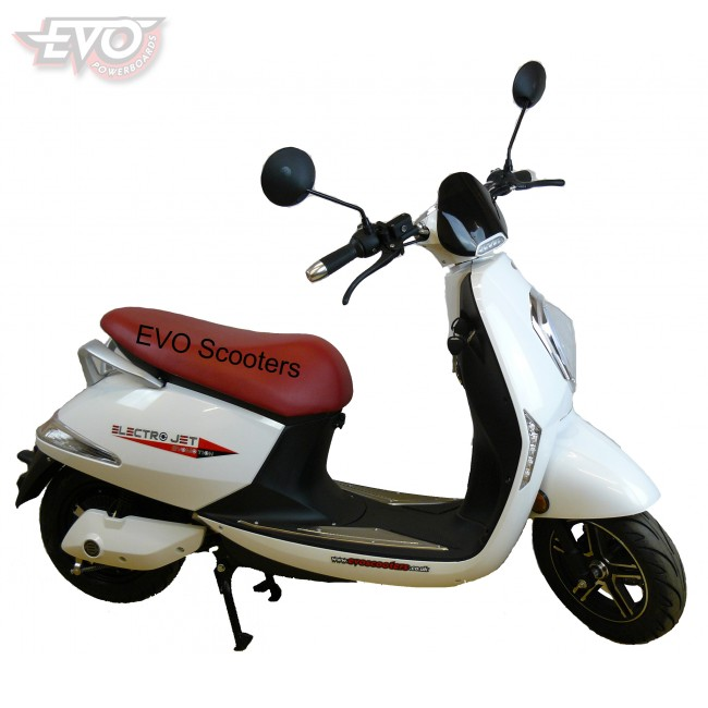 Evomotion E 3000 Rx Evo Electric Moped Scooter Evo Scooters