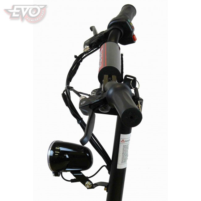 EVO Powerboards electric scooter 48V 1800W black EVO Scooters